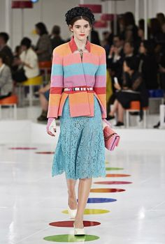 Karl Lagerfeld shows Chanel Cruise 2015/16 in South Korea | Buro 24/7