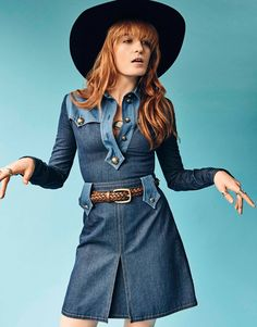 florence welch how big how blue how beautiful - Buscar con Google