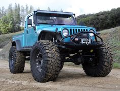 #Jeep Brute Conversion