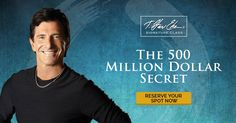 Harv Will Reveal The One Element That Took Him From Broke To Millionaire And Then From Millionaire To Multi Multi Multi Millionaire... And How You Can Use It In Your Business Immediately