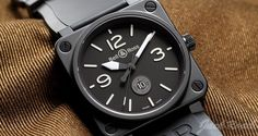 BELL&ROSS  BR01 10th Anniversary/ Ref.BR0192-10TH-CE