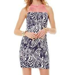 Lilly Pulitzer Terry Shift Dress