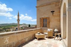Photos by T+S: Argos in Cappadocia | Luxury Hotels Travel+Style