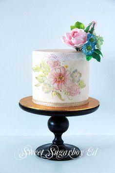 Wedding Cake Ideas: Sweet Sugarboy Ed