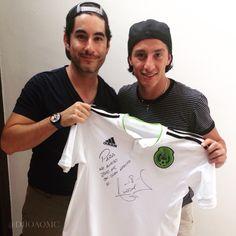 Andres Guardado ,Jugador Mexicano del PSV de Holanda