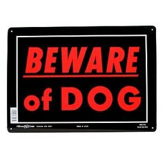 Technique use in beware of the dog