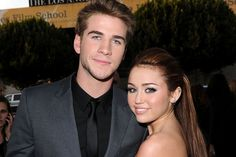 OMIGOSH LIAM HEMSWORTH AND MILEY CYRUS ARE ENGAGED