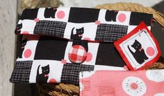 Betty the Cat Clasp Bag