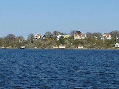 Hästö (Horse island), Karlskrona, Sweden