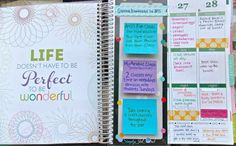 Honest Erin Condren Planner Review and How to Personalize SIMPLY! Use post its on Snap Its - much neater than dry erase markers!  #weloveec #erincondren  http://simply-in-control.blogspot.com