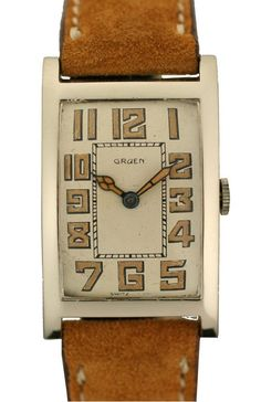 Vintage Watches Collection : Ever wanted to look like you were a stylish character in a movie? Take a look at 4 of the finest wrist from the era of The and tell us which one youd have worn. Antique Watches, Antique Clocks, Vintage Watches, Gruen Watches, Gadget Watches, Art Nouveau, Art Deco Watch, Watches For Men, Wrist Watches