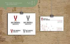 Batı Anadolu Üniversitesi kurumsal kimlik tasarımı