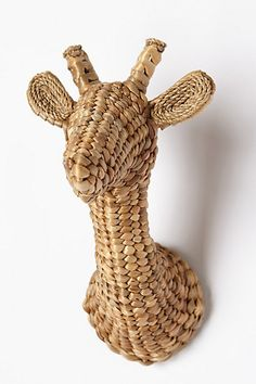 Courtesy of Anthropologie... it's a hook that goes on your wall!