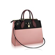LOUIS VUITTON City Steamer Mm. #louisvuitton #bags #shoulder bags #hand bags…
