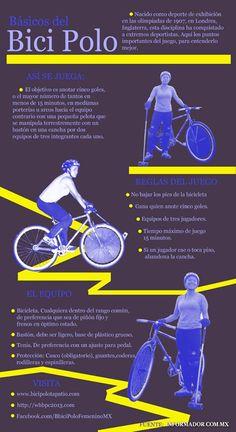#BiciPolo en #Guadalajara un deporte muy prometedor pero con poco apoyo.