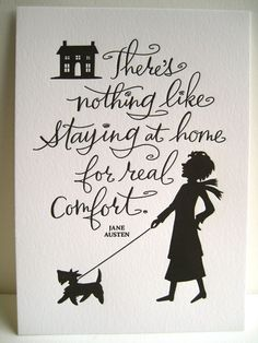 love this jane austen quote!