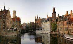 Historic Centre of Brugge (Brugge - Belgium)