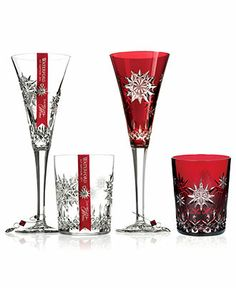 Waterford Crystal Giftware, Snowflake Wishes for Joy Collection