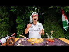 Úžasný domácí chleba na grilu s bylinkami / se slaninou - nápad pro letní grilování - YouTube Herb Bread, Grilling Recipes, Bbq, The Creator, Herbs, Homemade, Baking, Youtube, Outdoor