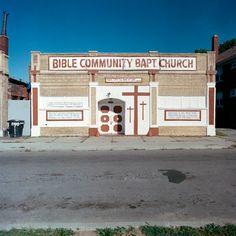 SMALL CHURCHES