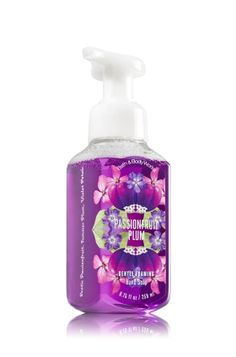 Passionfruit Plum Gentle Foaming Hand Soap - Anti-Bacterial - Bath & Body Works