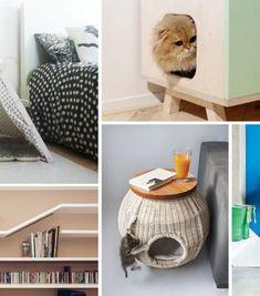 Un intérieur cat-friendly sans ruiner sa déco