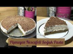 Pişmeyen Nescafeli Soğuk Pasta - Naciye Kesici - Yemek Tarifleri - YouTube