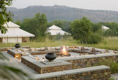 Mr & Mrs Smith, Hotel Booking Specialists - Aman-i-Khás, Ranthambore National Park, India