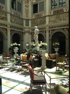 Florence / Four Seasons Hotel Firenze in Firenze, Toscana. Stay or Eat. (Michelle Holland)
