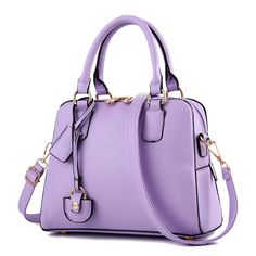 47dd7484a New Bags Woman Concise Sweet Fashion Socialite Handbags Solid Color Blue  Pink Lavender Light Grey White