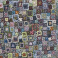 Sophie Digard crochet squares