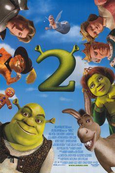 Shrek 2, 2004.