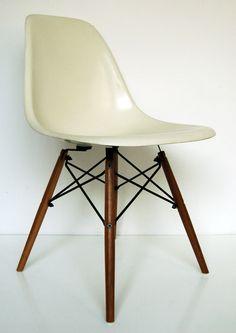 38 best eames fiberglass side chair restoration images on pinterest