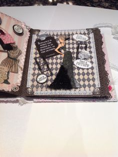 Page #12 in my prima doll book designs by creativewayz