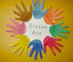 Christian craft projects for kids: ideas for Sunday school, vacation bible school, CCD classes and home school. Prayer and bible projects.