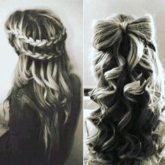 teenage hairstyles for school Tips - All For Hair Color Trending Teenage Hairstyles For School, Braided Hairstyles For Teens, Flower Girl Hairstyles, Teen Hairstyles, Braid Hairstyles, Kids Hairstyle, School Hairstyles, Wedding Hairstyles, Girls Short Haircuts