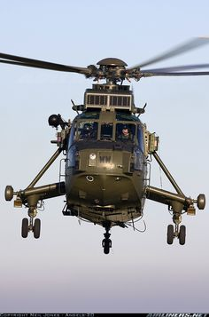 Westland WS-61 Sea King HC4 aircraft picture