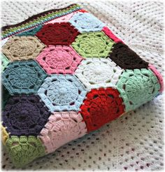 Coco Rose Diaries: The Circus Patchwork Blanket Ta-dah.......