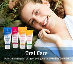 Weleda Natural Toothpaste, Tooth Gel & Mouthwash - Weleda.com