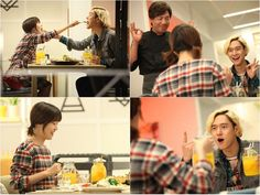 """TOMORROW CANTABILE"": SHIM EUN KYUNG & GO KYUNG PYO FILL THEIR TUMMIES"