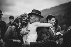 Emotional wedding moment #weddingmoment #wedding #mountainwedding #realwedding Wedding Moments, Kirchen, Real Weddings, Destination Wedding, In This Moment, Couple Photos, Couples, Wedding Pictures, Second Life