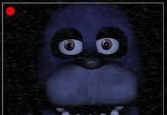 Bonnie taking his mask off animation