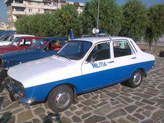 Dacia 1300 - Miliția (Socialist Republic of Romania) Police Vehicles, Emergency Vehicles, Police Cars, Police Uniforms, Romania, Motorcycles, Classic, Modern, Trendy Tree