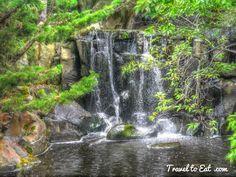 Japanese Garden. Royal Tasmanian Botanical Gardens. Hobart, Tasmania