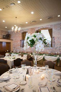 Herrington Inn Wedding, Geneva, IL @floralwonders jenniferkathryn.com