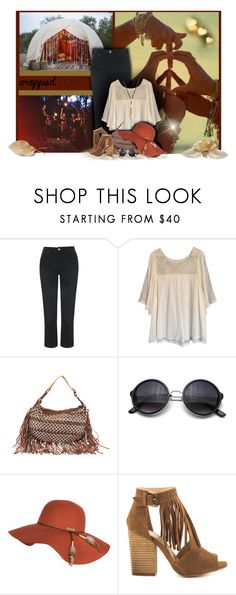 """""""Would You Wear It: Cropped Flares"""" by cindycook10 ❤ liked on Polyvore featuring Topshop, Haute Hippie, Billabong, Chinese Laundry, Henri Bendel, women's clothing, women's fashion, women, female and woman"""