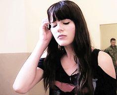 """""""Mandy Milkovich in El Gran Cañon """""""