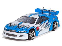 Redcat Racing Lightning STR 1/10 Scale Nitro On Road Car