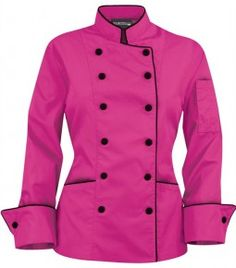 Stylish Womens Chef Coats from Chef Uniforms  GIVEAWAY