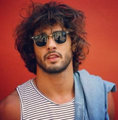 One of the hottest models on the scene, Marlon Teixeira is a brazilian favorite of us all. Male Model Names, Male Models, Marlon Texeira, Hair Tattoos, Milano Fashion Week, Brazilian Models, Hair And Beard Styles, Attractive Men, Hottest Models